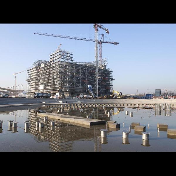 Lake Arena - Palazzo Italia