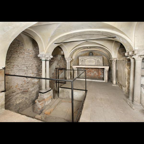 Cripta Sacello San Vittore