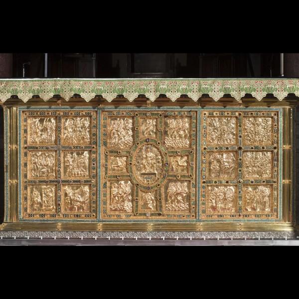 Sant'Ambrogio - Altare d'Oro