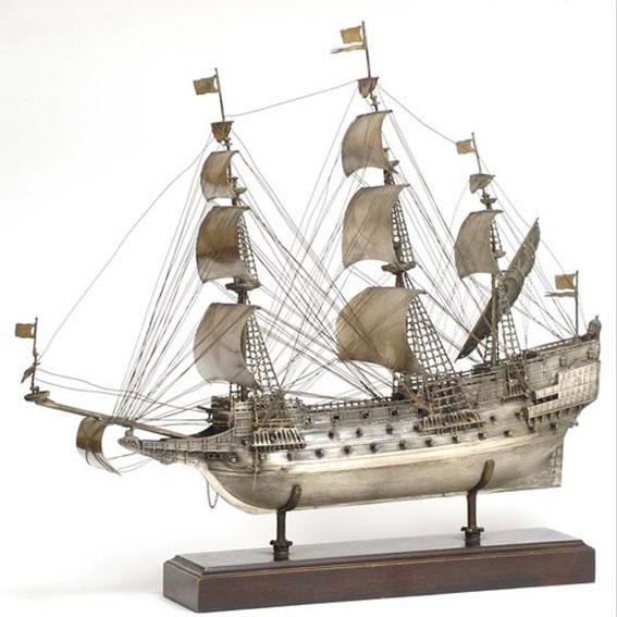 Modellino Barca