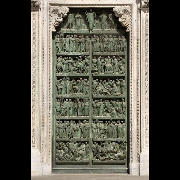 Duomo - Porta Castiglioni