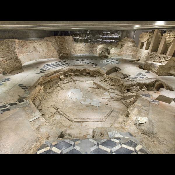 Batistero Paleocristiano