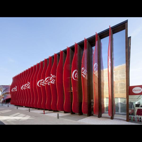 Padiglione Coca Cola