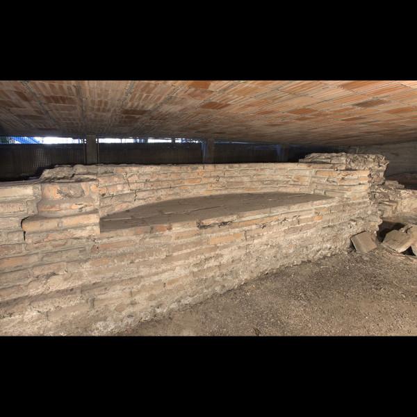 Muraglia del Mausoleo Imperiale di Costantino