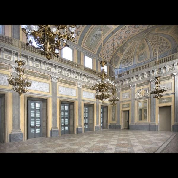 Villa Reale Salone da Ballo