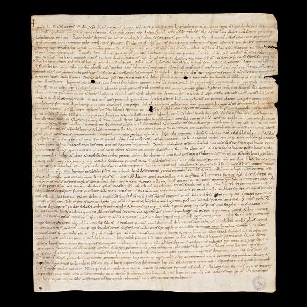 Chartae Latinae Antiquiores