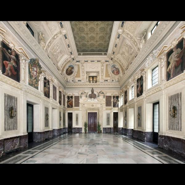 Palazzo Marino - Sala Alessi