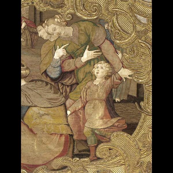 Paliotto Natività della Vergine2